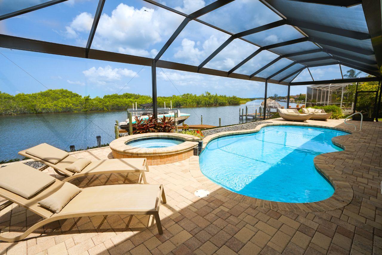 Villa Coral Cove Cape Coral